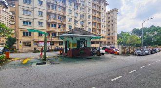 Oakleaf Park Condominium, Ampang Selangor.