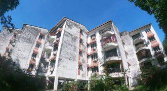Melawati Hillside Apartment, Taman Melawati Kuala Lumpur.