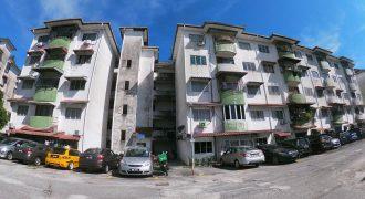 Nuri Court Apartment Ampang, Selangor.