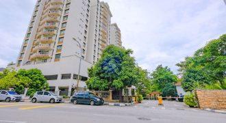 Villa Makmur Condominium, Dutamas Raya Kuala Lumpur.