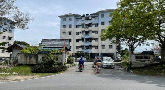 Flat Pendekar, Taman Tun Perak, Cheras, Selangor.