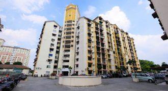 Vista Lavender Apartment, Taman Kinrara, Puchong Selangor.