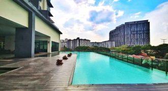100 Residency Condo, Setapak, Kuala Lumpur.
