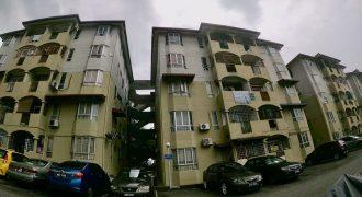 Apartment Cemara, Kajang Utama, Kajang Selangor.