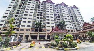 Kristal Villa Condominium, Kajang, Selangor.