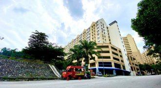 Springville Apartment, Ukay Perdana, Ampang Selangor.