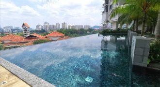 Apartment Berjaya Link 2, Bukit Jalil, Kuala Lumpur.