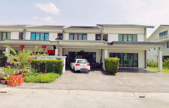 Jimbaran Residence, Ken Rimba Seksyen 16 Shah Alam, Selangor.