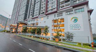 Casa Green Condominium, Bukit Jalil, Kuala Lumpur.