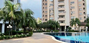 Ridzuan Condominium, Bandar Sunway, Petaling Jaya, Selangor.
