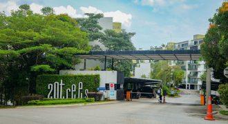 20 Trees Apartment, Taman Melawati, Kuala Lumpur.