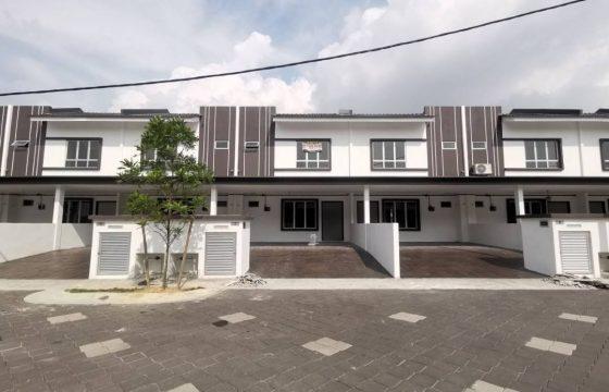 2 Storey Terrace Irama Perdana LBS Alam Perdana, Puncak Alam