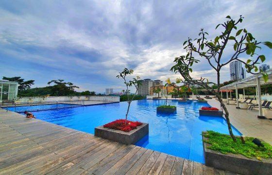 3 Residen Condominium, Desa Melawati, Kuala Lumpur.