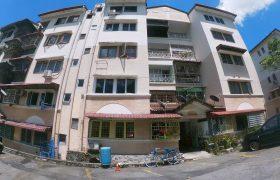 Sri Cempaka Apartment, Puchong (CARPARK DEPAN RUMAH)