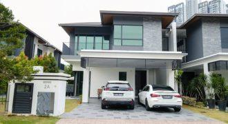 HUGE SEMI-D 41′ x 95′ 2 Storey Semi-D [Vittaria] Setia Eco Glades, Cyberjaya