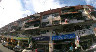 Shop Apartment Taman Kosas