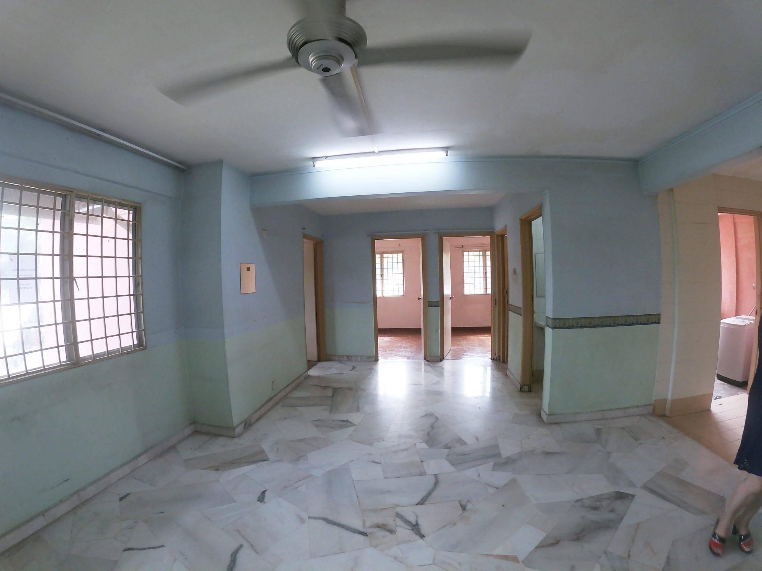 Kiambang Apartment, Bukit Subang For Rent